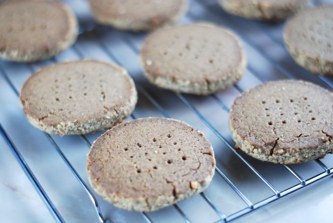 Sušienky zo žaluďovej múky (Perúnove sušienky)